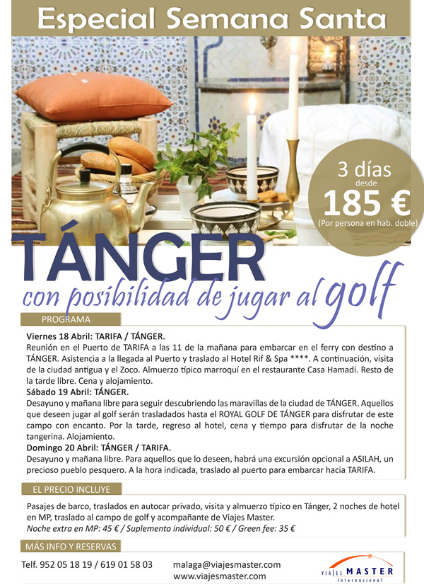 4 Tanger CARTEL