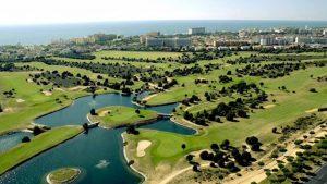 Golf en Doñana